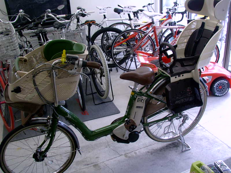 電動自転車 アシスト ...