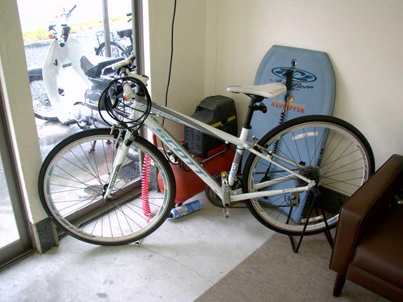 自転車の スコット 自転車 クロス : 摂津、川西、大阪市内の自転車 ...